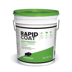Continental Building Products Rapid Coat Lightweight Joint Compound - 4.5-gal.