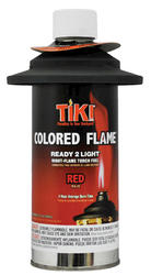 Ready 2 Light® Red Colored Flame Torch Fuel (12 oz.)