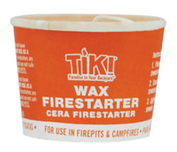 Citronella Wax Fire Starter