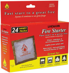Instant Fire Starter - 24 Count