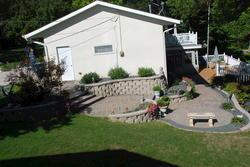 Landworks Design Tiered Side Yard Plan