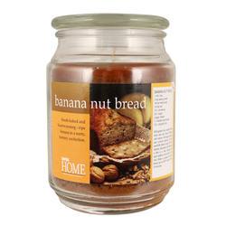 Empire Home® Banana Nut Bread Apothecary Candle - 20 oz.