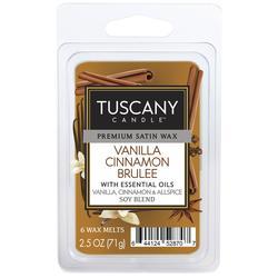 Tuscany Candle® Vanilla Cinnamon Brulee Fragrance Bar - 2.5 oz.