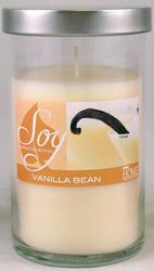 Empire Home® Vanilla Bean Soy Candle - 17 oz.