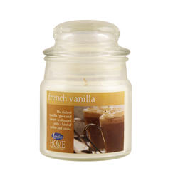 Langley® Home French Vanilla Apothecary Candle - 3 oz.
