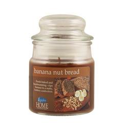 Langley® Home Banana Nut Bread Apothecary Candle - 3 oz.
