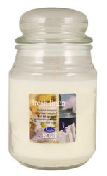 Langley® Home Fresh Linen Candle - 18 oz.