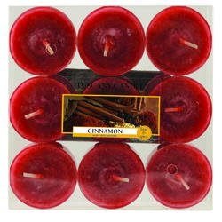 Tuscany Candle® Cinnamon Tealight Candles - 9 pk.