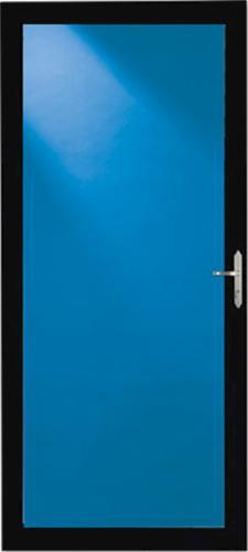 Larson Classic Lite Storm And Screen Door With Nickel