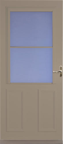 Larson Timberline Screen Away High View Storm Screen Door