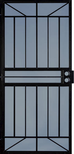 Larson Laramie Full View Security Storm And Screen Door At