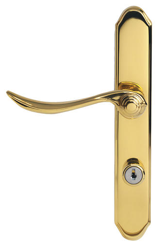 Quickfit Brass on Larson Storm Door Replacement Handle
