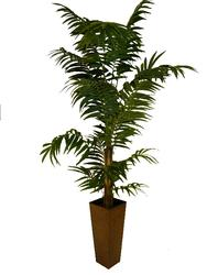 7' Silk Areca Palm
