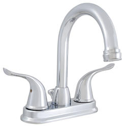 Plumb Works Hi Arc Two Handle Lavatory Faucet