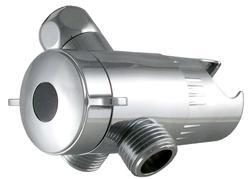 Plumb Works 3-Way Diverter with Mount
