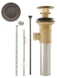 Plumb Works Complete Brass Pop-Up Unit