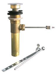 "Plumb Works 1-1/4"" Brass Pop-Up Unit"