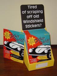 "4"" x 6"" Sticker Shield Multi Pack"