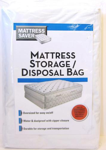 Mattress Saver Twin Full Size Mattress Storage Bag at Menards