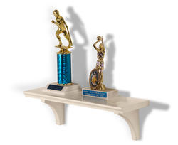 White Momento Trophy Kits