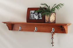 Yorkshire Shelf with Hooks