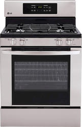 LG® 5.4 cu. ft. Freestanding Gas Single Oven Range