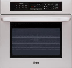 "LG® 30"" Built-In Electric Single 4.7 cu. ft. Wall Oven"