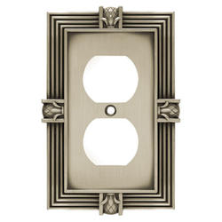 Brainerd Pineapple Single Duplex Wall Plate