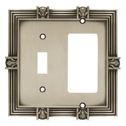 Brainerd Pineapple Single-Switch/Decorator Wall Plate