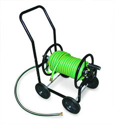 200' Four Wheel Hose Cart
