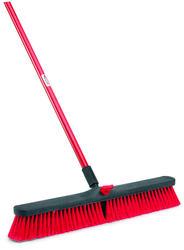 "Libman 24"" Multi-surface push broom"