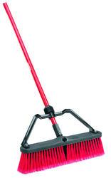 "Libman 18"" Multi-surface Heavy Duty Push Broom"