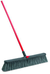 "Libman 24 "" Rough surface push broom"