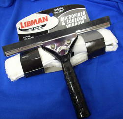 Libman 2-in-1 Window Washer and Squeegee