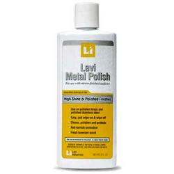 LIDO-Lavi Metal Polish - 8 oz.
