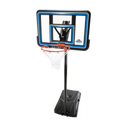 "Lifetime 44"" Portable Basketball Hoop with Fusion Backboard and Quick Adjust"