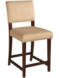"Linon Corey Stone 30"" Seat Height Bar Stool"