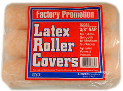 Linzer Latex Roller Covers - 3 pk.