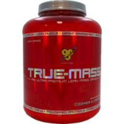 BSN: True Mass Cookies & Cream 5.75 lbs