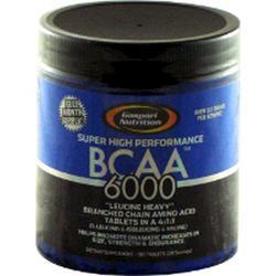 Gaspari Nutrition: BCAA 6000 180 tb