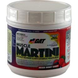 German American Technologies: MuscleMartini Mixed Berry Candy 365 g