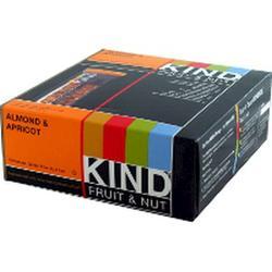 Kind: Fruit & Nut Bars Almond & Apricot 12 ct