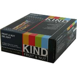 Kind: Fruit & Nut Bars Fruit & Nut Delight 12 ct