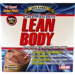 Labrada: Carb Watchers Chocolate 42 ct