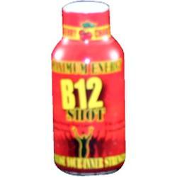 HPF: B-12 Liquid Vitamin Cherry 2 oz 12 ct