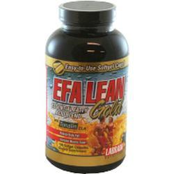Labrada: EFA Lean Gold Gel Caps 180 ct