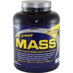 MHP: Up Your Mass Vanilla 5 lbs