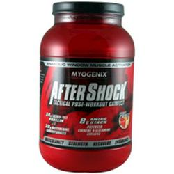 Myogenix: AfterShock Fruit Punch 2.64 lbs