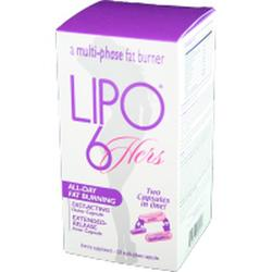 Nutrex: Lipo-6 Hers Multi-Phase 120 ct