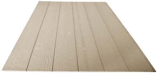 Lp smartside 3 8 x 4 39 x 9 39 prefinished 8 oc groove for Engineered wood siding panels